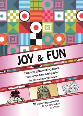 Joy & Fun Gift Wrap 9783833158575