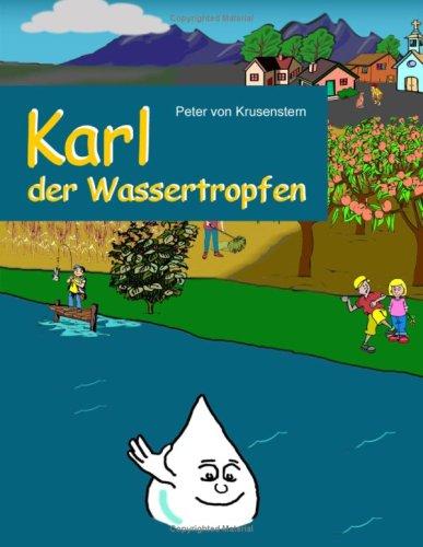 Karl Der Wassertropfen 9783837029321