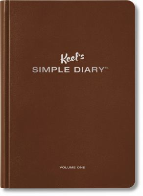 Keel's Simple Diary, Volume One (Brown) 9783836516815