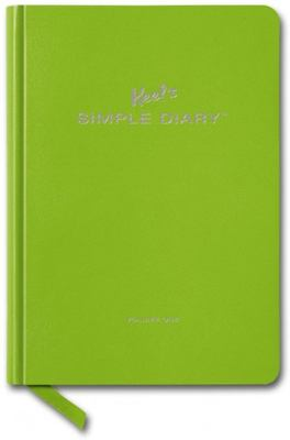 Keel's Simple Diary, Volume One (Lime Green)