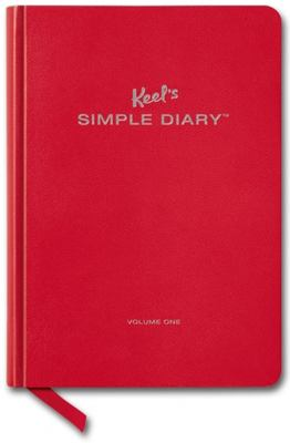 Keel's Simple Diary, Volume One (Red)