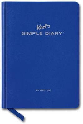 Keel's Simple Diary, Volume One (Royal Blue)