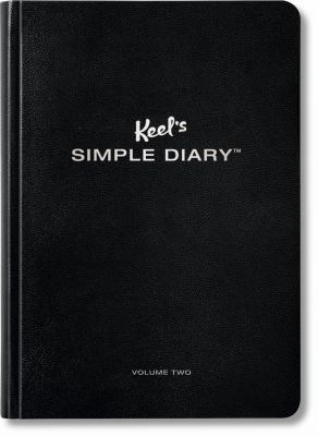 Keel's Simple Diary, Volume Two (Black): The Ladybug Edition 9783836518017