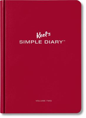 Keel's Simple Diary, Volume Two (Dark Red): The Ladybug Edition