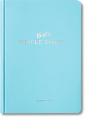 Keel's Simple Diary, Volume Two (Light Blue): The Ladybug Edition 9783836512275
