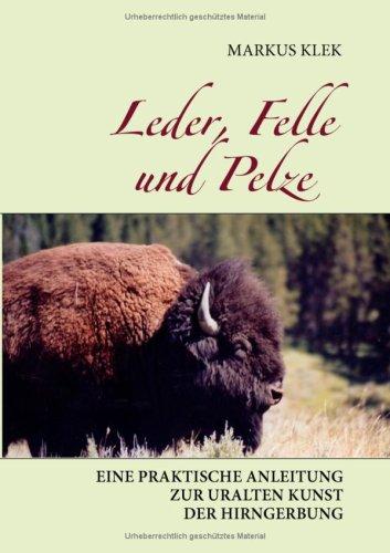 Leder, Felle Und Pelze 9783833478949