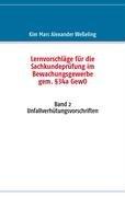 Lernvorschl GE F R Die Sachkundepr Fung Im Bewachungsgewerbe Gem. 34a Gewo 9783833499739