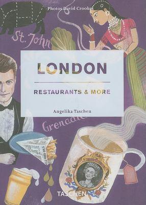 London, Restaurants & More 9783836500432