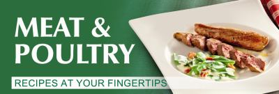 Meat & Poultry: Recipes at Your Fingertips 9783833161988
