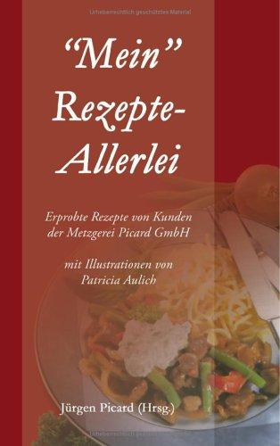Mein Rezepte-Allerlei 9783833424304