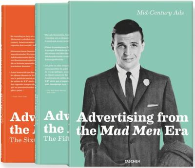 Mid Century Ads: Advertising from the Mad Men Era 9783836528344