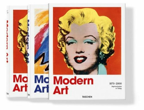 Modern Art 2 Volume Boxed Set 9783836527309