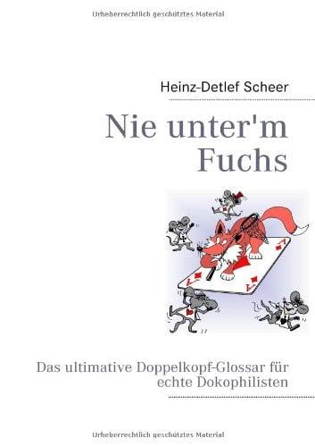 Nie Unter'm Fuchs 9783837081244