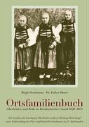 Ortsfamilienbuch Oberhorlen Und Roth Im Breidenbacher Grund 1629-1875 9783833447631