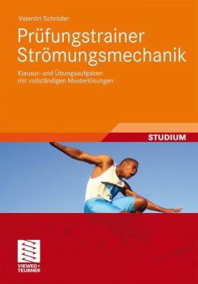 PR Fungstrainer Str Mungsmechanik: Klausur- Und Bungsaufgaben Mit Vollst Ndigen Musterl Sungen 9783834809889
