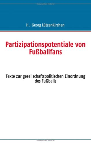 Partizipationspotentiale Von Fuballfans