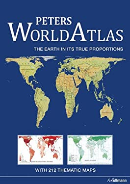 Peters World Atlas: The Earth in Ist True Proportions 9783833155604