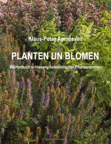 Planten Un Blomen 9783833485893