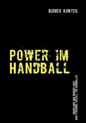 Power Im Handball 9783839148525