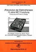 (R)Evolution in Der Elektrotherapie 9783831141128