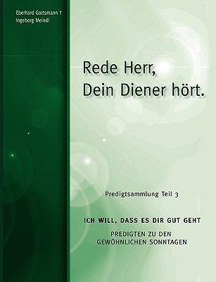 Rede Herr, Dein Diener Hrt. 9783837015287
