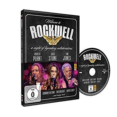 Rockwell - A Night of Legendary Collaborations