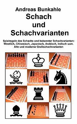 Schach Und Schachvarianten 9783833464508