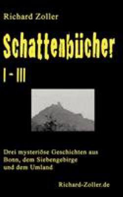 Schattenbcher I-III 9783833498282