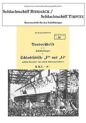 Schlachtschiff Bismarck / Schlachtschiff Tirpitz 9783833454837