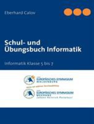 Schul- Und Bungsbuch Informatik 9783831148615
