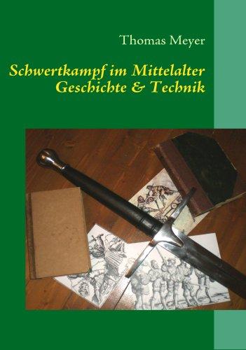 Schwertkampf Im Mittelalter 9783837080506
