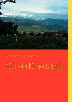 Sdtiroler Kchenkalender 9783837078732