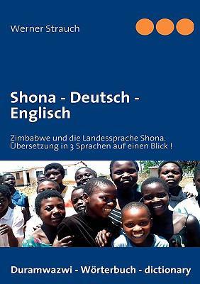 Shona - Deutsch - Englisch