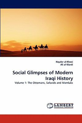 Social Glimpses of Modern Iraqi History 9783838380285
