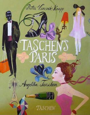 TASCHEN's Paris 9783836509329