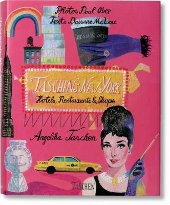 Taschen's New York: Hotels, Restaurants & Shops 9783836511162