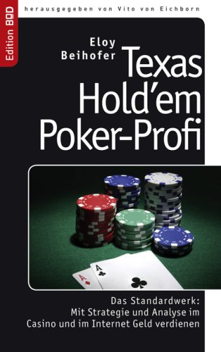 Texas Hold'em Poker-Profi 9783833481819