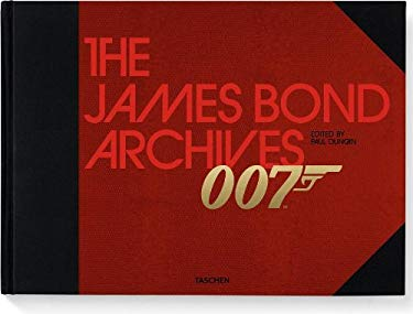 The James Bond Archives 9783836521055
