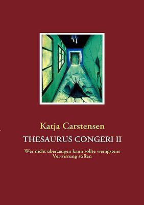 Thesaurus Congeri II 9783837089103