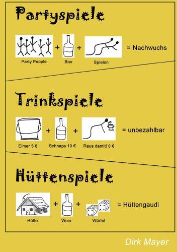 Trinkspiele Partyspiele Huttenspiele 9783837075946