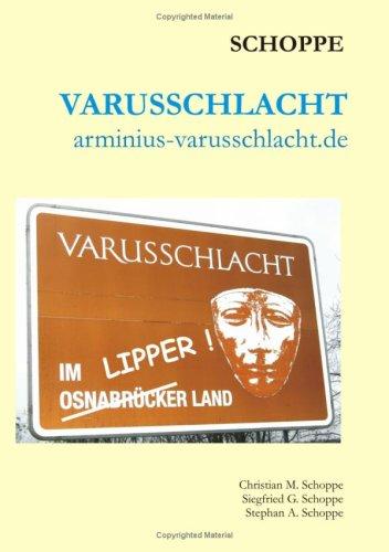 Varusschlacht 9783833493638