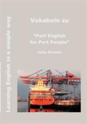 "Vokabeln Zu ""Port English for Port People"""