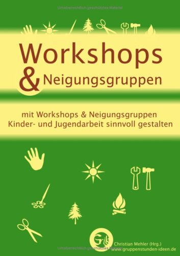 Workshops & Neigungsgruppen 9783837065442