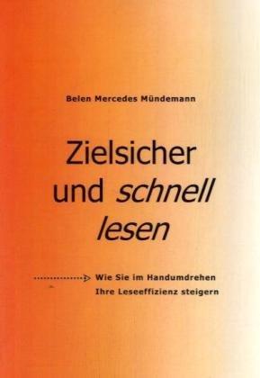Zielsicher Und Schnell Lesen 9783833490026