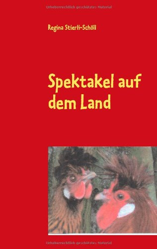 Spektakel Auf Dem Land 9783842327474