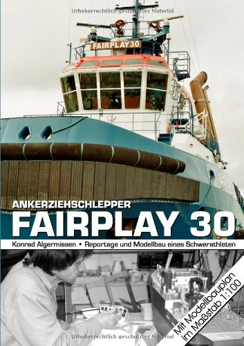 Ankerziehschlepper Fairplay 30 9783842334939