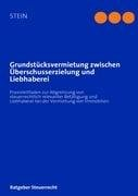 Grundstucksvermietung Zwischen Berschusserzielung Und Liebhaberei 9783842337480