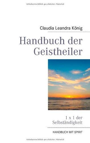 Handbuch Der Geistheiler 9783842337725