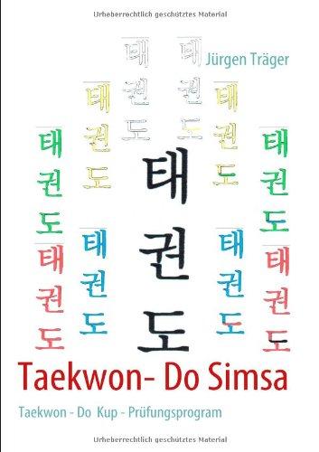 Taekwon- Do Simsa 9783842338425