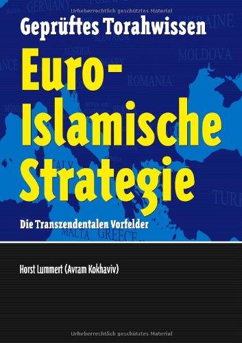 Euro-Islamische Strategie 9783842348509